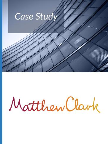 Case Study Matthew Clark
