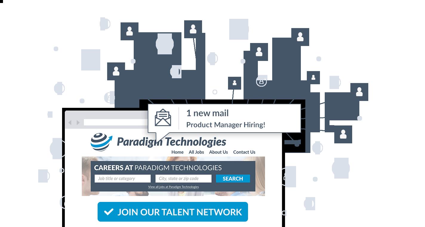 automated recruitment marketing platformn