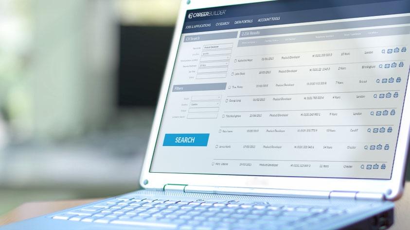 CV Database